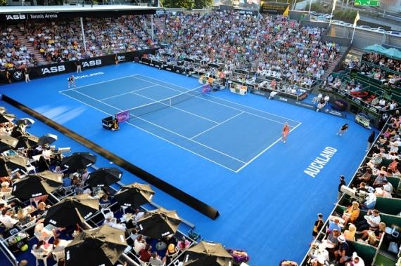 Женский теннисный турнир в Окленде, Новая Зеландия