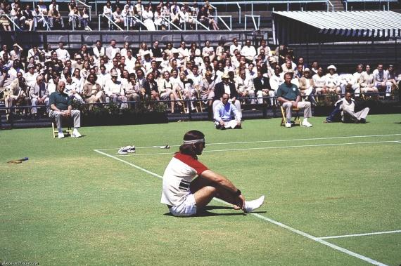 Топ-8 самых интересных исторических фактов о большом теннисе