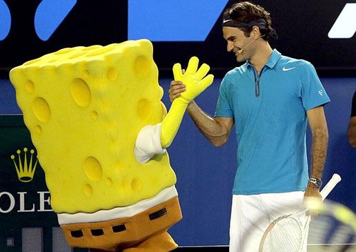 Федерер устанавливает новые рекорды