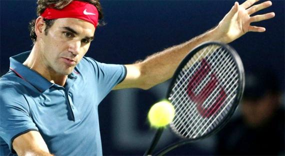 Швейцарец Роджер Федерер предпочитает ракетки Wilson