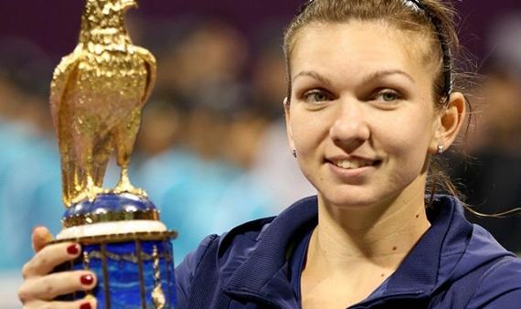 Симона Халеп (Румыния)