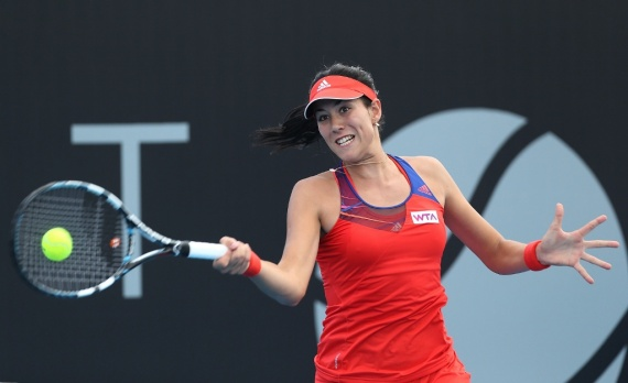 Женский теннисный чемпионат в Хобарте, Австралия