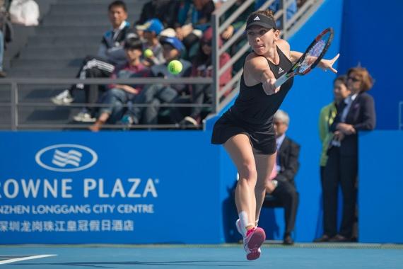 Женский теннисный турнир в Шэньчжэне, Китай
