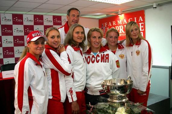 Теннис в России: становление и немного истории
