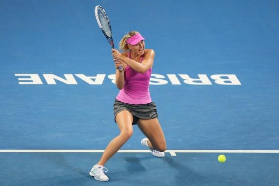 """Теннисный турнир в Брисбене """"Brisbane International"""""""