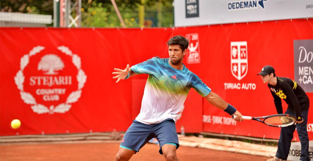 Фернандо Вердаско выиграл финал турнира в Бухаресте