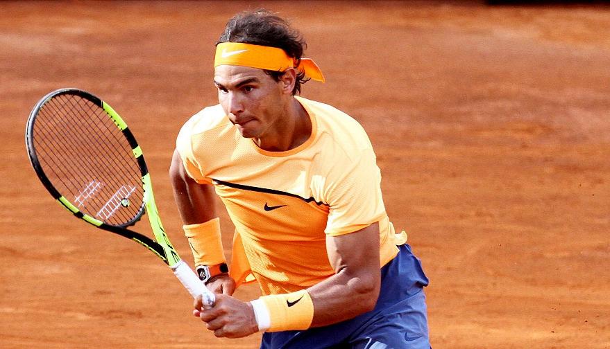 Обзор игрового дня четверга на турнире ATP в Риме
