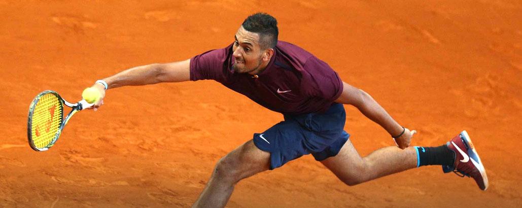 Лучшие удары турнира ATP в Мадриде 2016