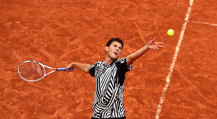 Доминик Тим войдет в топ-10 рейтинга ATP