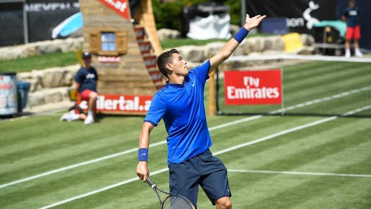 Роджер Федерер положительно отозвался о молодых теннисистах