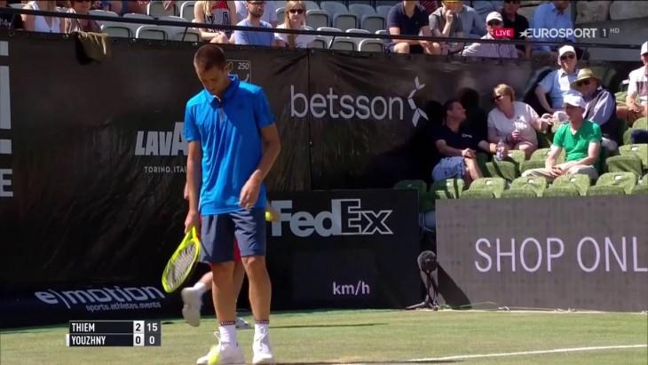 Рейтинг ATP на 20 июня 2016 года
