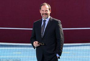 Дауни покинет пост главы Всеанглийского лаун-теннисного клуба