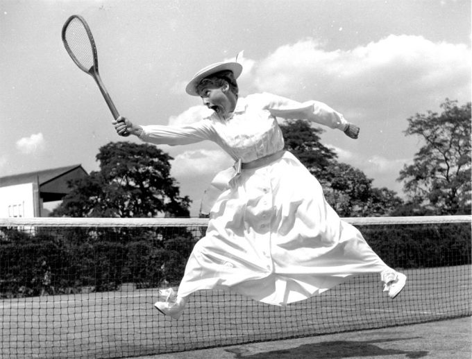 Интересные факты о теннисе