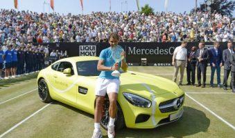 Mercedes Cup — классный турнир по теннису в Штутгарте