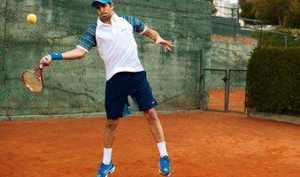 Критерии для формы теннисиста