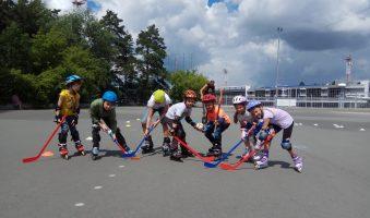 Роллер-хоккей — городской спортивный стиль