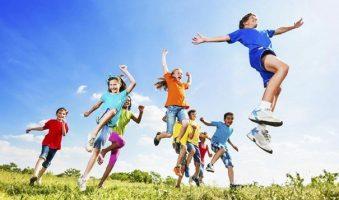 Какой спорт подходит для семилетнего ребенка?