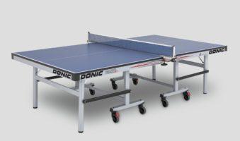 Основные разновидности теннисных столов