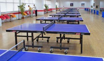 Где в Запорожье поиграть в настольный теннис