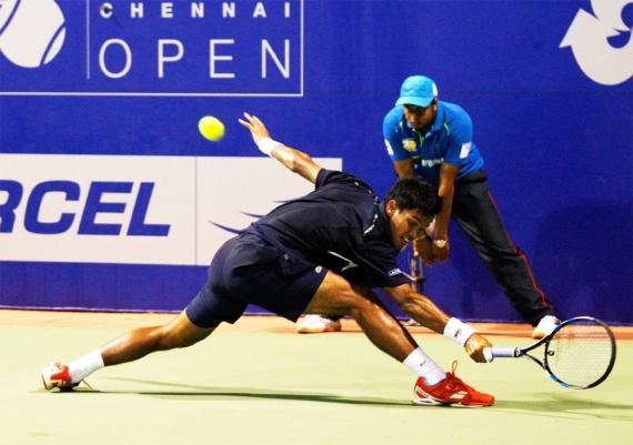 Открытый чемпионат Ченнаи по теннису в Индии