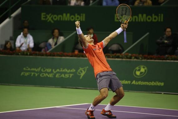 Qatar ExxonMobil Open – мужской теннисный турнир в Дохе, Катар