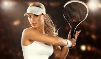 Теннис становится все более популярным видом спорта у киевлян