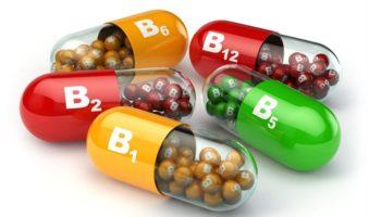 Сильная группа витаминов B