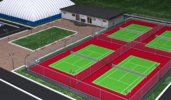 Кому доверить строительство теннисных кортов
